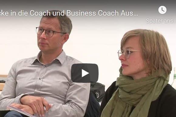 Coach Ausbildung